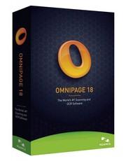 Nuance OmniPage 18 für alle Einsatzbereiche