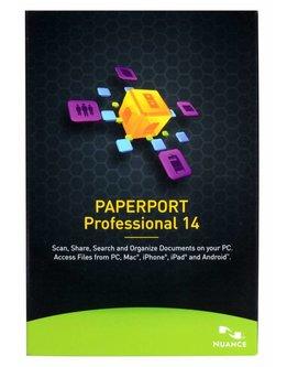 Nuance PaperPort Professional 14 für Gemeinnutz, Gewerbe und Privat
