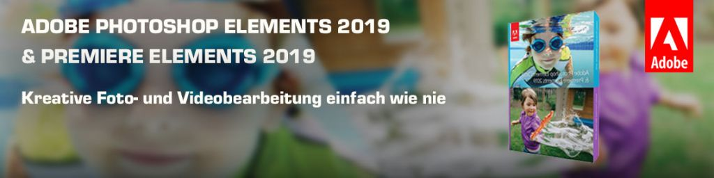 Adobe Elements 2019