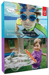 Adobe Photoshop & Premiere Elements 2019