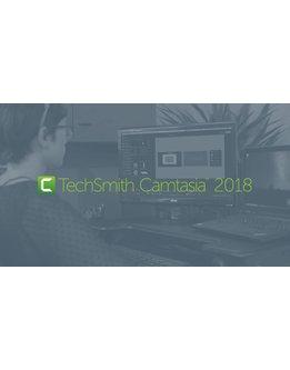 TechSmith Camtasia 2021 und Snagit 2021 für Studium