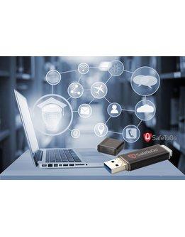 Cardwave SafeToGo Solo USB 3.0 Stick für Schulen, Bildung, Studium und Behörden