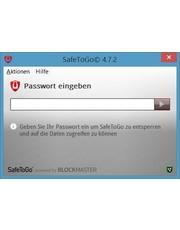 Cardwave SafeToGo Solo USB 3.1 Stick für Schulen, Bildung, Studium und Behörden