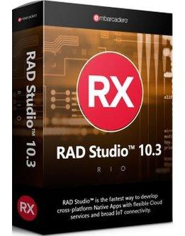 Embarcadero RAD Studio 10.3 Rio Architect für Schulen, Bildung und Studium