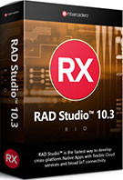 Embarcadero RAD Studio 10.3 Rio