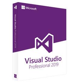 Microsoft Visual Studio 2019 Professional für Gewerbe