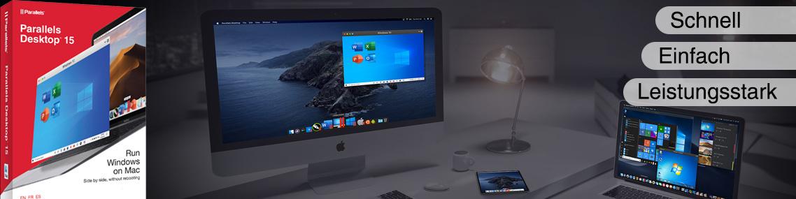 Parallels Desktop für Mac 15