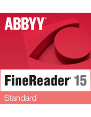 Abbyy FineReader 15 Standard für Gewerbe und Privat