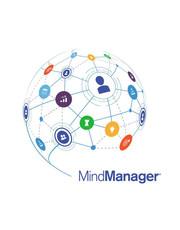 Mindjet MindManager für Mac 12 für Gemeinnutz, Behörden, Gewerbe und Privat