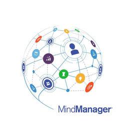 Mindjet MindManager für Mac 13 für Gemeinnutz, Behörden, Gewerbe und Privat