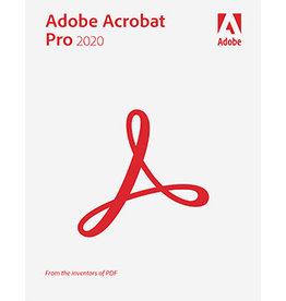 Adobe Acrobat Pro 2020 für Gewerbe