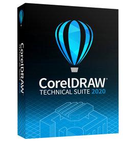 Corel CorelDRAW Technical Suite 2020 für Gemeinnutz und Behörden