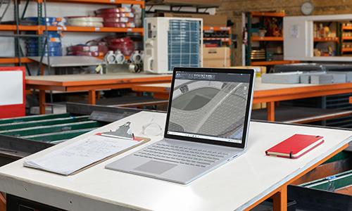 Microsoft Surface Book 3 Akku