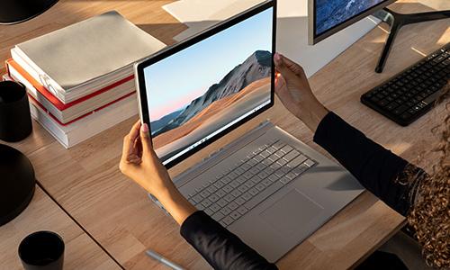 Microsoft Surface Book 3 Grafik