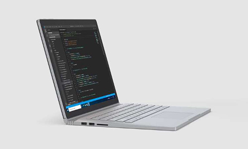 Microsoft Surface Book 3 Code