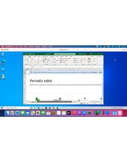 Parallels Parallels Desktop for Mac 17 für Behörden, Gewerbe und Privat
