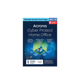 Acronis Cyber Protect Home Office Advanced
