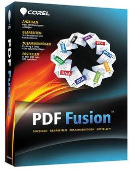 Corel PDF Fusion für alle Einsatzbereiche