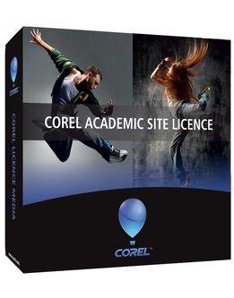 Corel Corel Academic Site Licence für Schulen