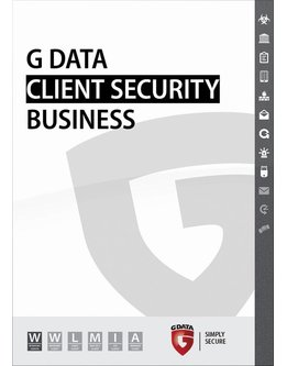 G Data Client Security Business für Schulen