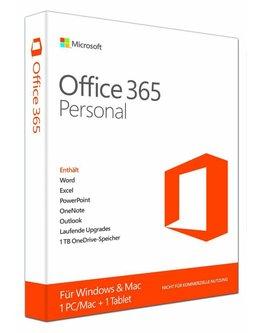 Microsoft Office 365 Personal für Studium und Privat