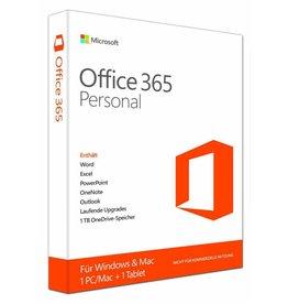 Microsoft Office 365 Personal für Studium (Lehrer, Schüler und Studenten) und Privat