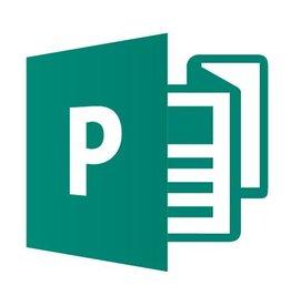 Microsoft Publisher 2019 für Gewerbe