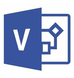 Microsoft Visio 2019 Standard für Studium (Lehrer, Schüler und Studenten) und Privat