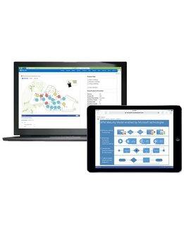 Microsoft Visio 2019 Standard für Behörden