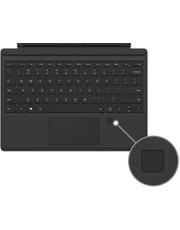 Microsoft Surface Surface Type Cover mit Fingerprint ID für alle Einsatzbereiche