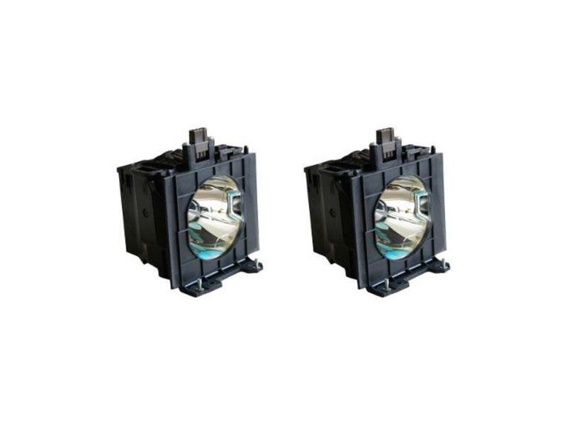 PANASONIC ET-LAD57W Merk lamp met behuizing