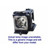 NEC LT51LP / 50020984 Merk lamp met behuizing