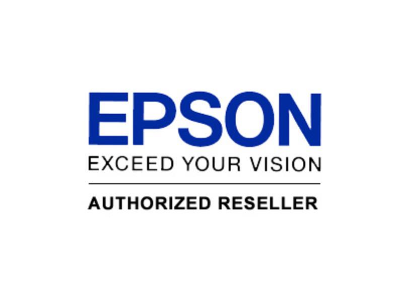 EPSON ELPLP12 / V13H010L12 Merk lamp met behuizing