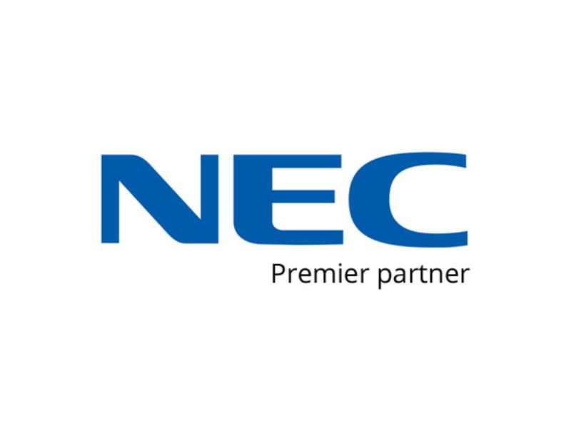 NEC MT40LP / 50018704 Merk lamp met behuizing
