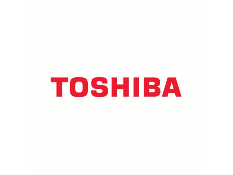 TOSHIBA TLPLW11 Originele lamp met behuizing