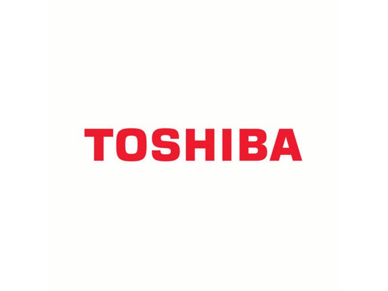 TOSHIBA TLPLMT8 Originele lamp met behuizing