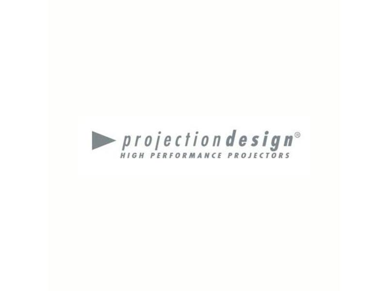 PROJECTIONDESIGN R9801272 / 400-0400-00 / 400-0500-00 Merk lamp met behuizing