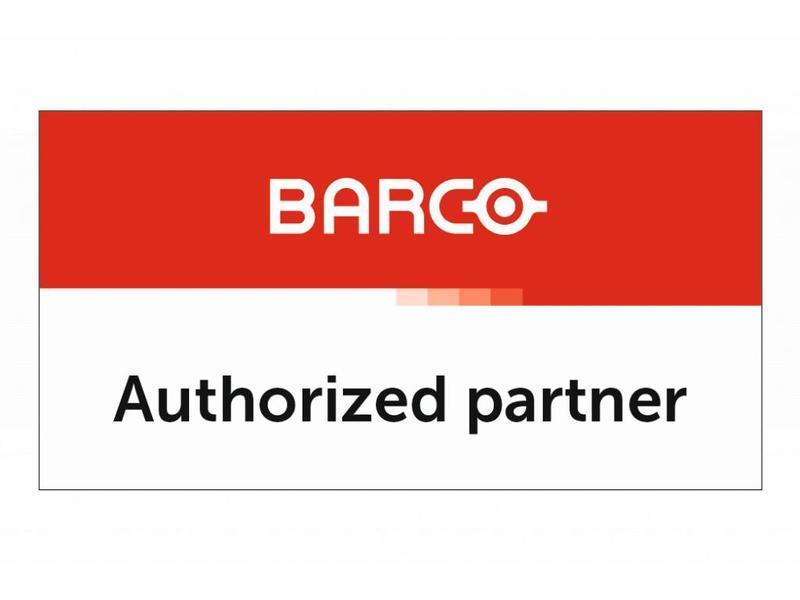 BARCO R9801272 Merk lamp met behuizing