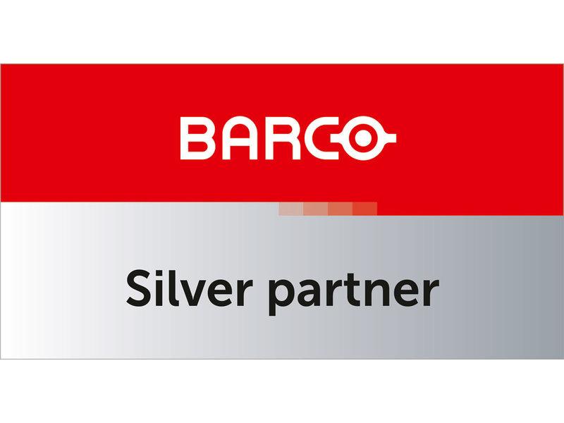 BARCO B401138 Originele lamp met behuizing