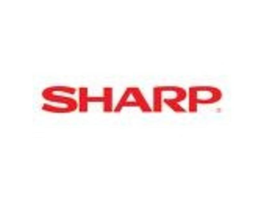 SHARP AN-100LP Merk lamp met behuizing