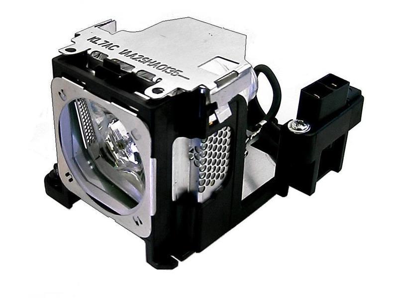 SANYO 610-339-8600 / LMP127 Merk lamp met behuizing