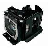 SANYO 610-340-8569 / LMP126 Merk lamp met behuizing
