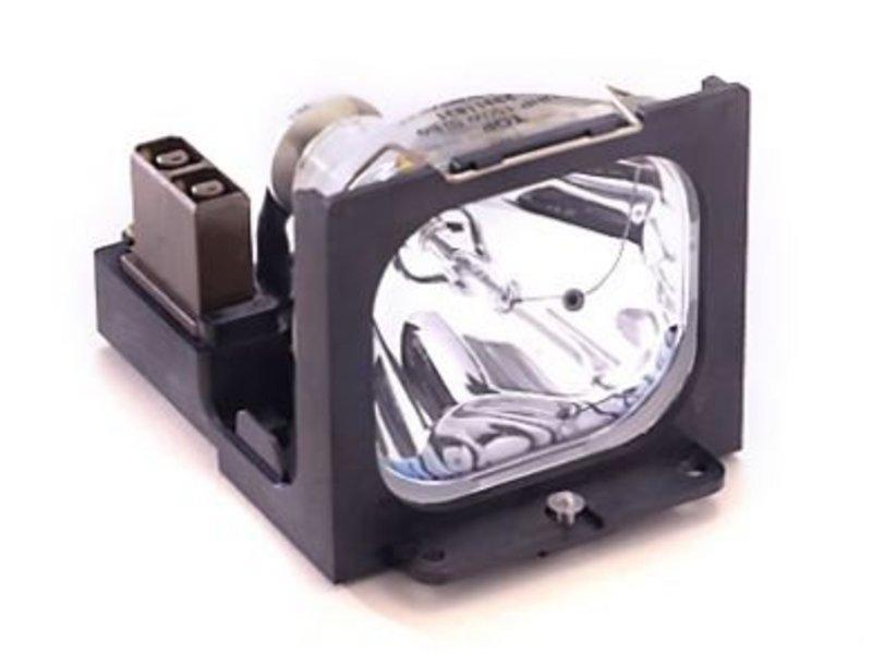 TOSHIBA TLPLX40 Originele lamp met behuizing