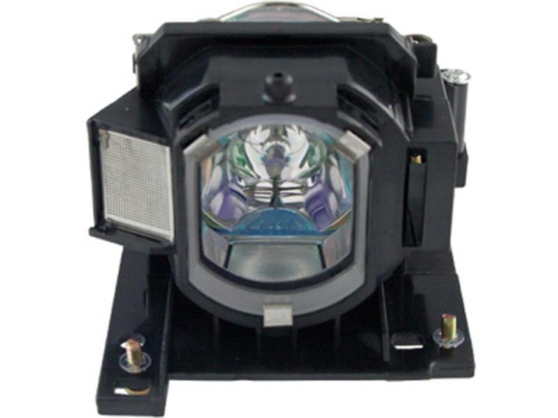 HITACHI DT01021 Originele lamp met behuizing