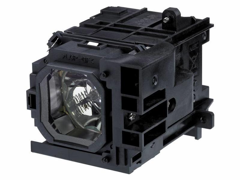 NEC NP06LP / 60002234 / NP06LP+ Merk lamp met behuizing