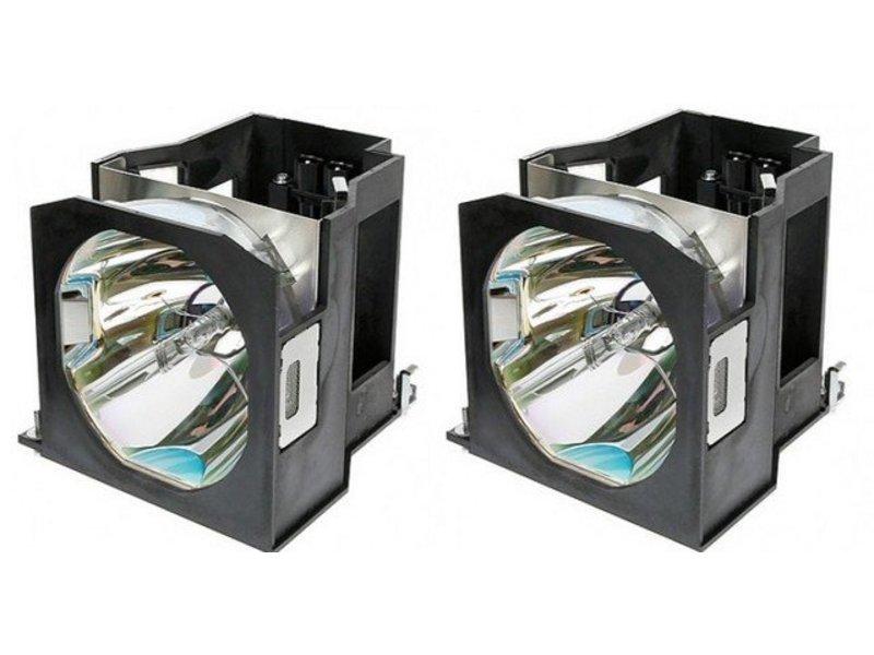 PANASONIC ET-LAD7700W Originele lamp met behuizing