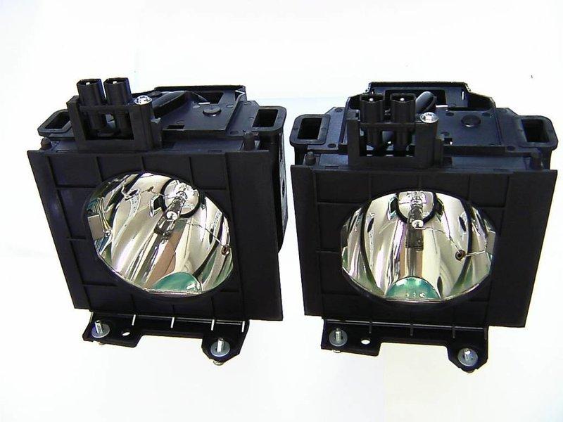 PANASONIC ET-LAD55W Originele lamp met behuizing