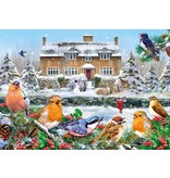 Gibsons Gibsons G6199 Puzzel A winter song, 1000 st.