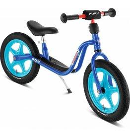 Puky Puky 4001 Puky Loopfiets met luchtbanden blauw met voetbalprint