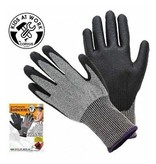 Kids at work Kids at work beschermende handschoenen maat 6